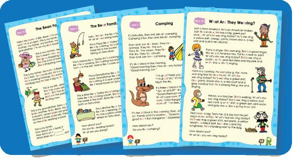 Book 3 - Fun Phonics Readers: Children's Songs, Children's
