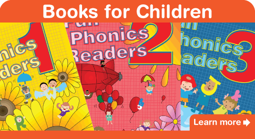 Learn about our Fun Kids Books!