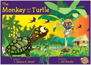 The Monkey and the Turtle: The classic Filipino folk tale brought to life by Fun Kids English!